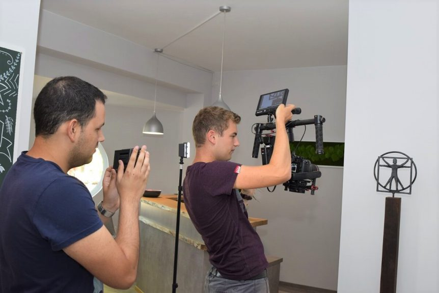Videoproduktion in Bad Sobernheim von 7PUNKT8 Media